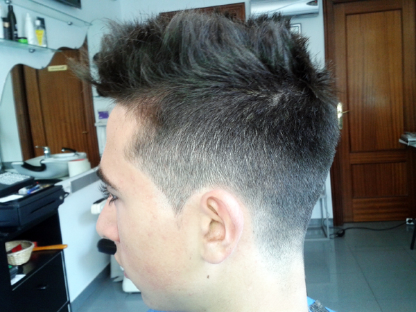 Peinado Fade Degradado
