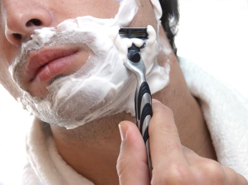 afeitado-ducha-fashion-cut-vitoria irritaciones afeitado